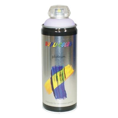 Smalto spray Platinum llilla satinato 400 ml