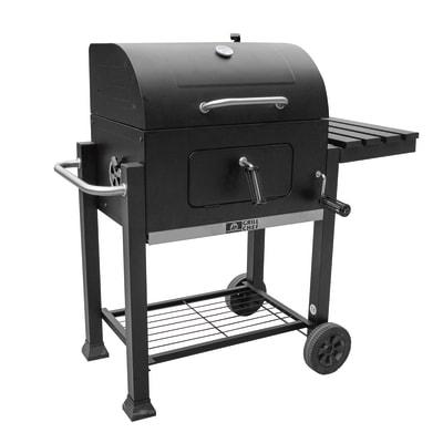 Barbecue a carbonella Grillwagen