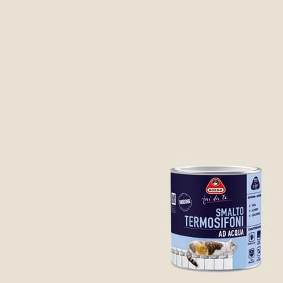 Smalto Smalto per termosifoni Boero Grigio satinato 0,5 L