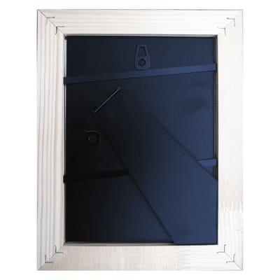 Cornice Saxon nero 13 x 18 cm