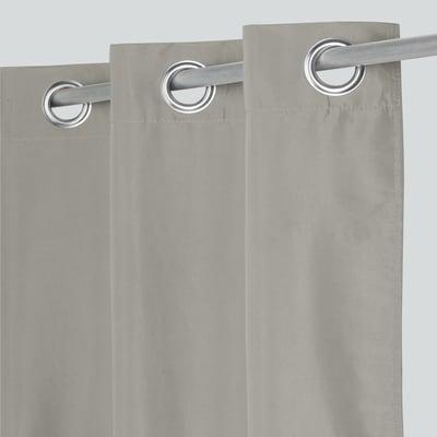 Tenda Fresh grigio 135 x 280 cm
