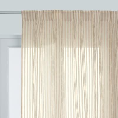 Tenda Motu beige 140 x 290 cm