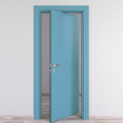 Porta da interno rototraslante The Thing avio 80 x H 210 cm dx