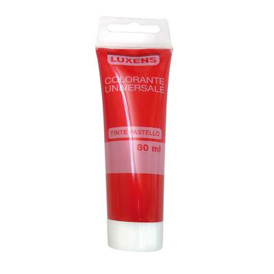 Colorante universale Luxens rosso ossido 80 ml