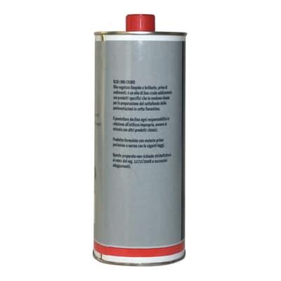 Olio di lino crudo 1 L