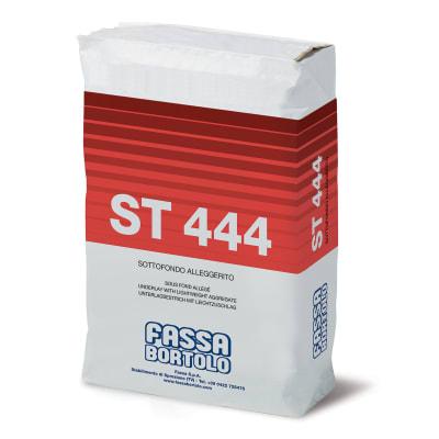 Massetto alleggerito ST444 Fassa Bortolo 11,8 kg