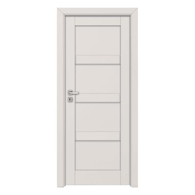 Porta da interno battente Sati bianco 70 x H 210 cm sx