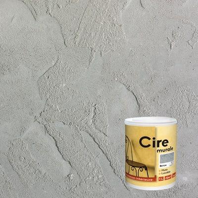 Pittura ad effetto decorativo Velatura Cemento 1 L
