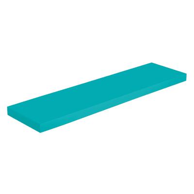 Mensola Spaceo blu L 90 x P 23,5, sp 3,8 cm