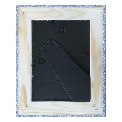 Cornice Brilla argento 13 x 18 cm