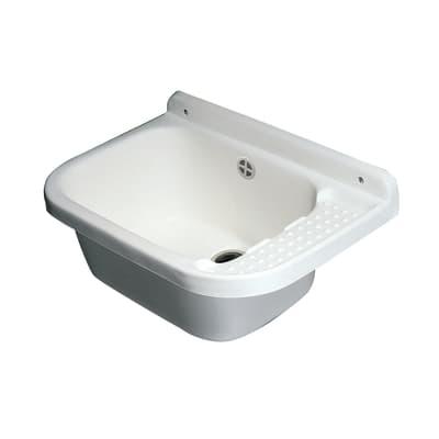 Vasca per mobile lavatoio Basic L 51,2 x P  34 x H 25 cm