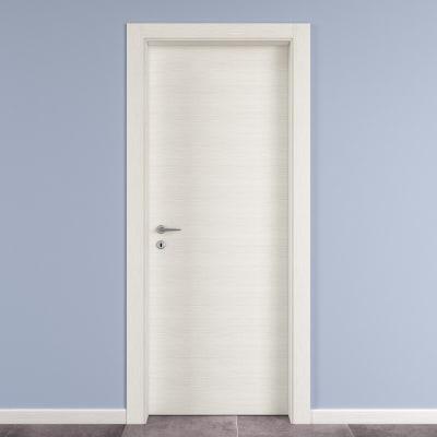 Porta da interno battente Star Bianco matrix 70 x H 210 cm reversibile