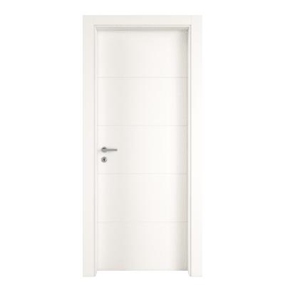 Porta da interno battente Prado bianco 60 x H 210 cm dx