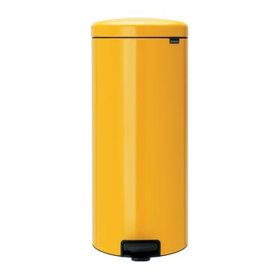 Pattumiera Pedal Bin New Icon 30 L giallo