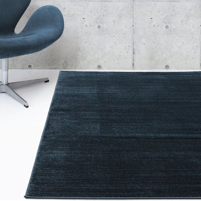 Tappeto Soave Soft blu 60 x 120 cm