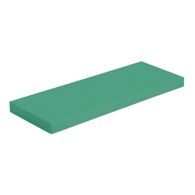 Mensola Spaceo verde L 60 x P 23,5, sp 3,8 cm