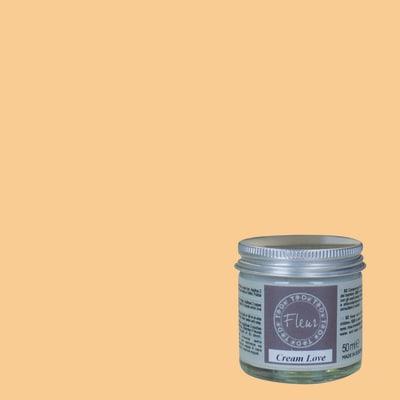 Idropittura traspirante vanilla ice 50 ml Fleur