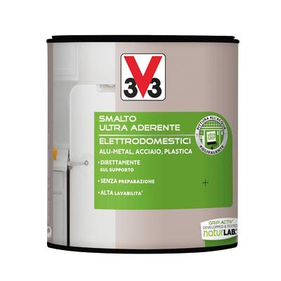 Smalto Elettrodomestici V33 rosso satinato 0,5 L