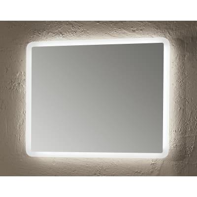 Specchio retroilluminato Loto 90 x 70 cm