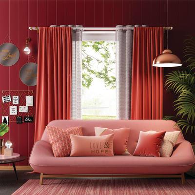 Cuscino Love rosa 40 x 60 cm