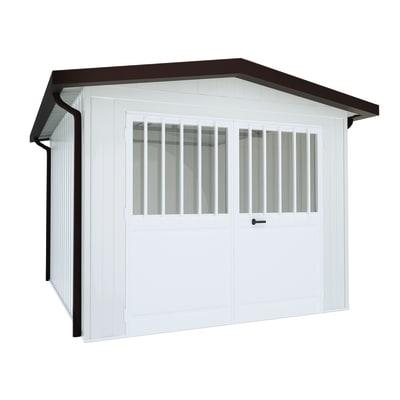 Garage in metallo Newport, 16,1 m²