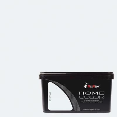 Idropittura lavabile Home Color cristallo 2,5 L Max Meyer