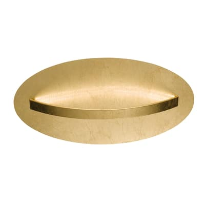 Applique Elis oro L 66 x H 35 cm