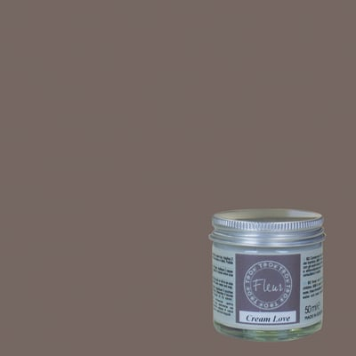 Idropittura traspirante chocolate wish 50 ml Fleur