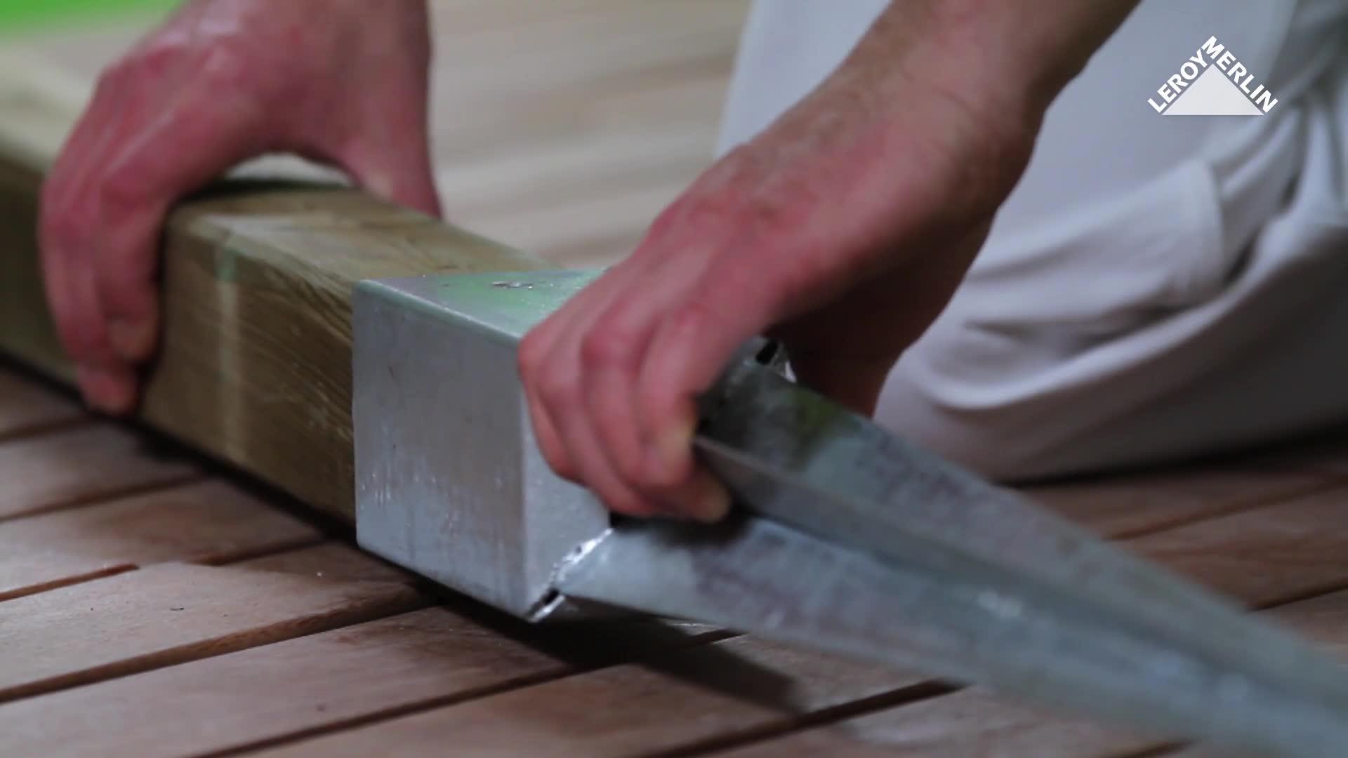 Installare una recinzione in legno - Guide e Tutorial | LeroyMerlin